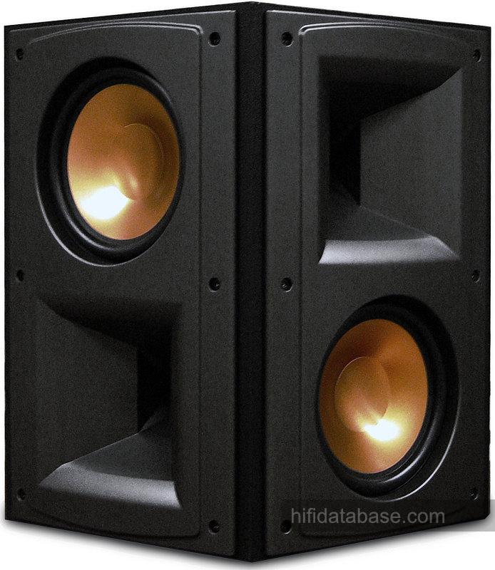 klipsch rs 62 hi fi database satellite and surround speakers. Black Bedroom Furniture Sets. Home Design Ideas