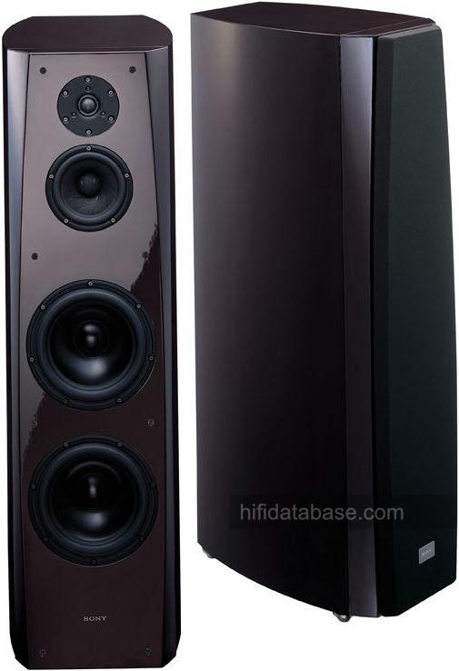 Sony Ss Ar1 Hi Fi Database Floorstanding Speakers