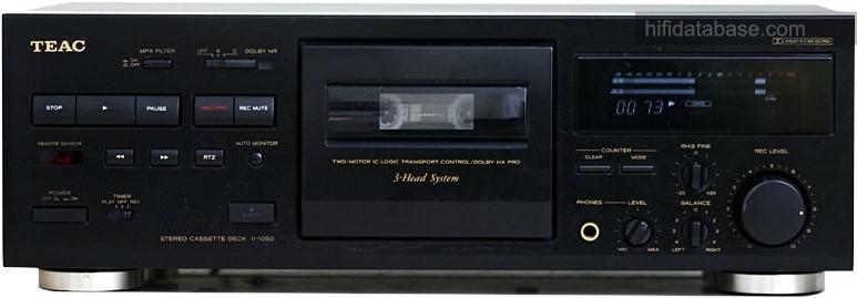 Os nossos leitores de cassetes/fitas - Página 3 5321-teac_V-1050