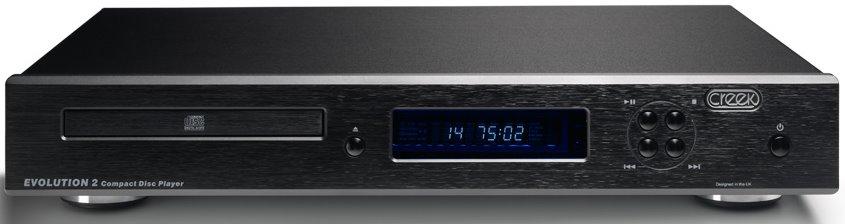 Creek Evolution 2 CD Player - Hi-Fi Database