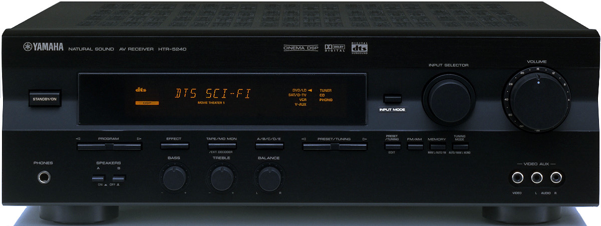 Yamaha Htr Rds Review