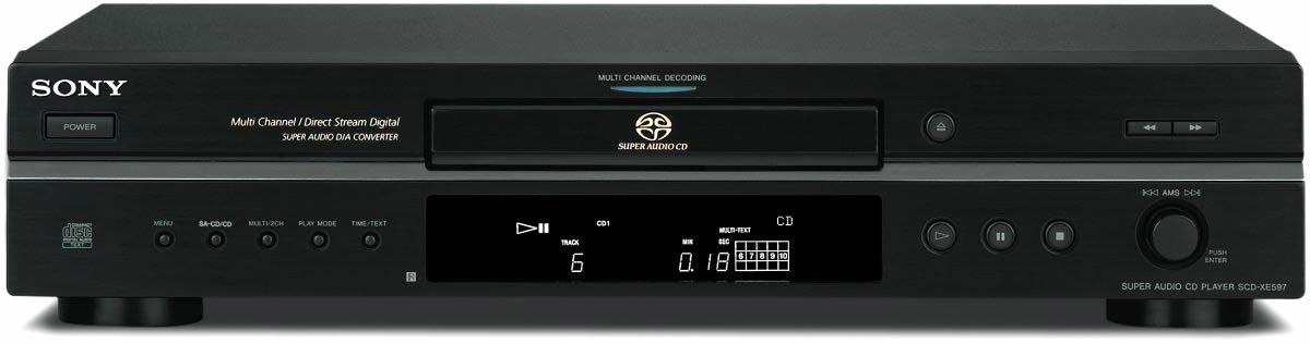 sony scd xe597 hi fi database cd players. Black Bedroom Furniture Sets. Home Design Ideas