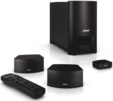 Bose Gemstone Speakers Review >> Bose CineMate GS - Hi-Fi Database - Subwoofer and Satellite Packages