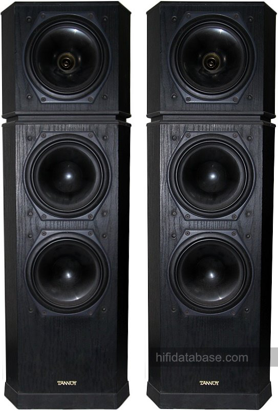 tannoy 609 speakers specifications
