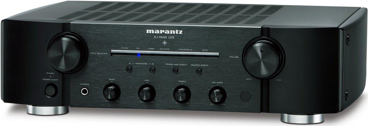 marantz pm ki pearl lite hi fi database amplifiers. Black Bedroom Furniture Sets. Home Design Ideas