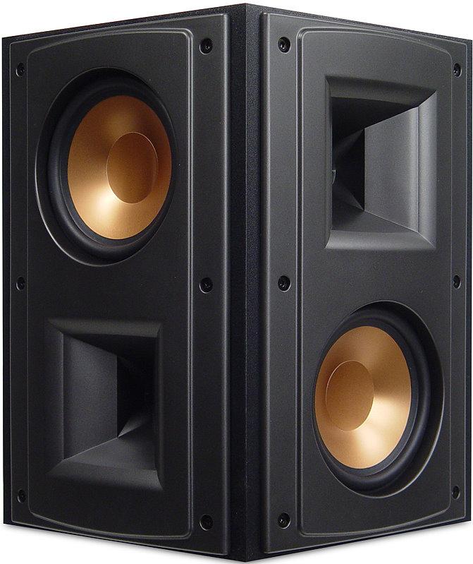 klipsch rs 52 hi fi database satellite and surround speakers. Black Bedroom Furniture Sets. Home Design Ideas